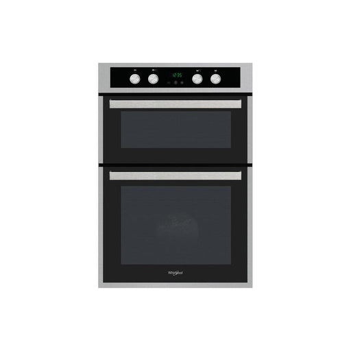 Whirlpool AKL309IX B/I Double Electric Oven - Stainless Steel