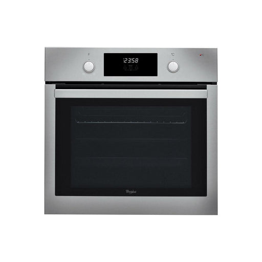 Whirlpool AKP745IX B/I Single Electric Oven - Stainless Steel