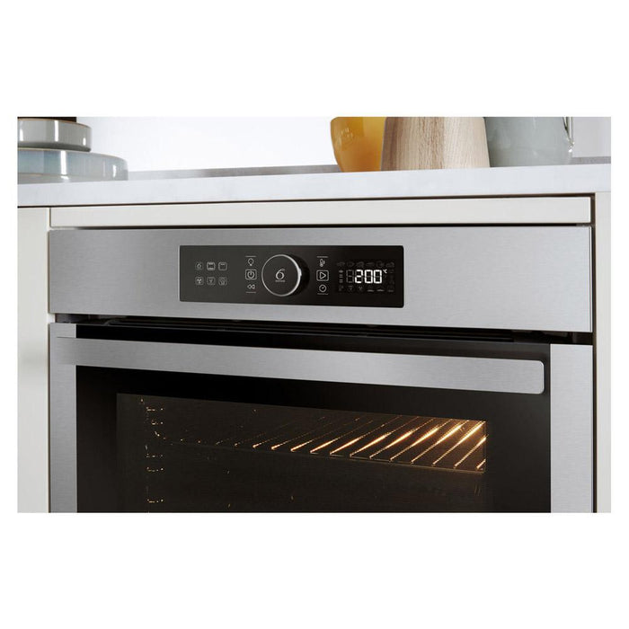 Whirlpool AKZ9 6220 IX B/I Single Electric Oven - Stainless Steel Additional Image 2