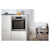 Whirlpool AKZ9 6270 IX B/I Single Pyrolytic Oven - Stainless Steel Additional Image 2