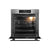 Whirlpool AKZ9 6270 IX B/I Single Pyrolytic Oven - Stainless Steel Additional Image 3