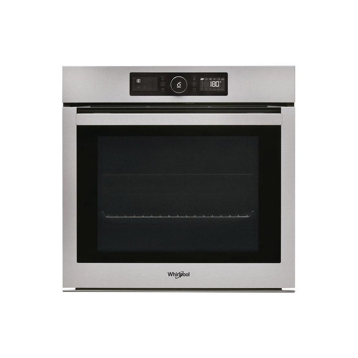Whirlpool AKZ9 6270 IX B/I Single Pyrolytic Oven - Stainless Steel