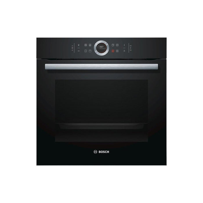 Bosch Serie 8 Built In Single Electric Oven Additional Image 1