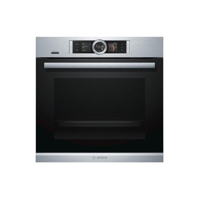 Bosch Serie 8 Built In Single Pyrolytic Oven
