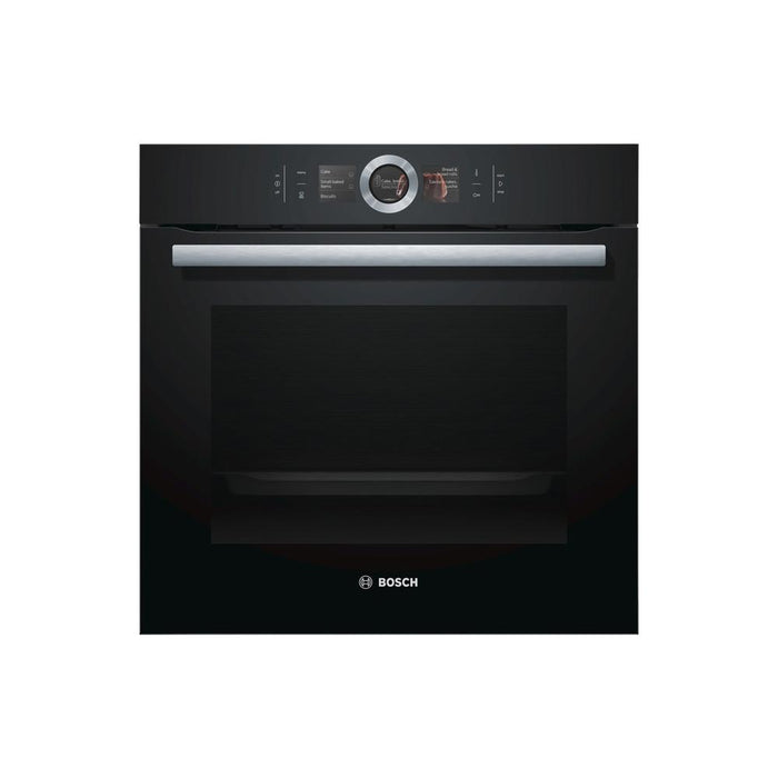 Bosch Serie 8 Built In Single Pyrolytic Oven Additional Image 1