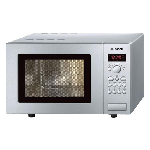 Bosch Serie 2 HMT75G451B Free Standing Microwave & Grill - Stainless Steel