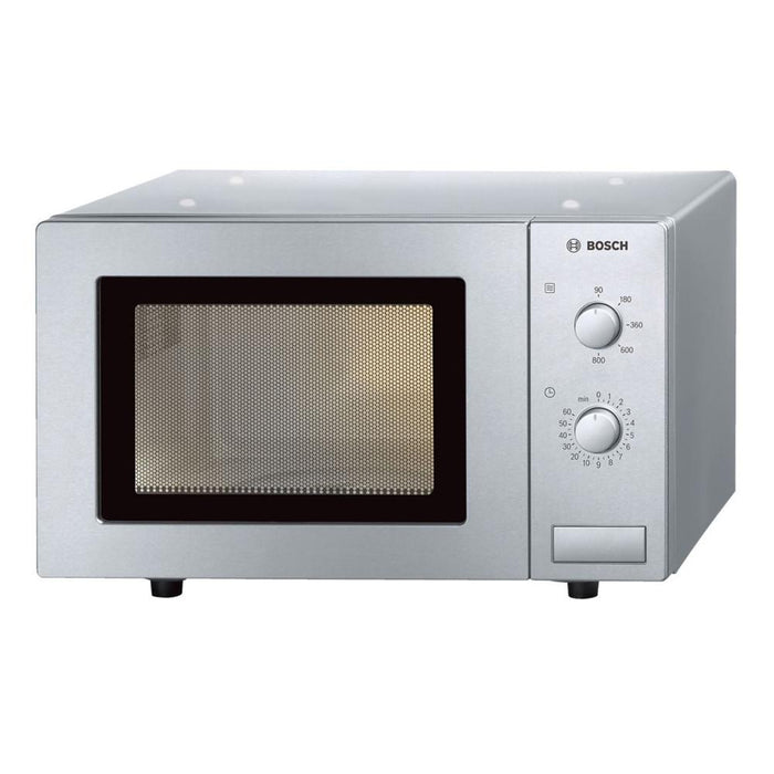 Bosch Serie 2 Free Standing Microwave LED Display Additional Image 1