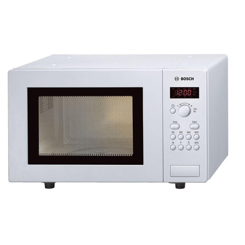 Bosch Serie 2 Free Standing Microwave LED Display