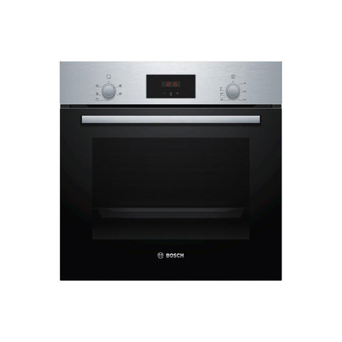 Bosch Serie 2 Built In Single Electric Oven - Stainless Steel