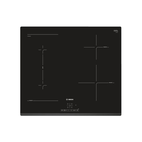 Bosch Serie 4 PWP631BB1E 60cm Induction Hob - Black