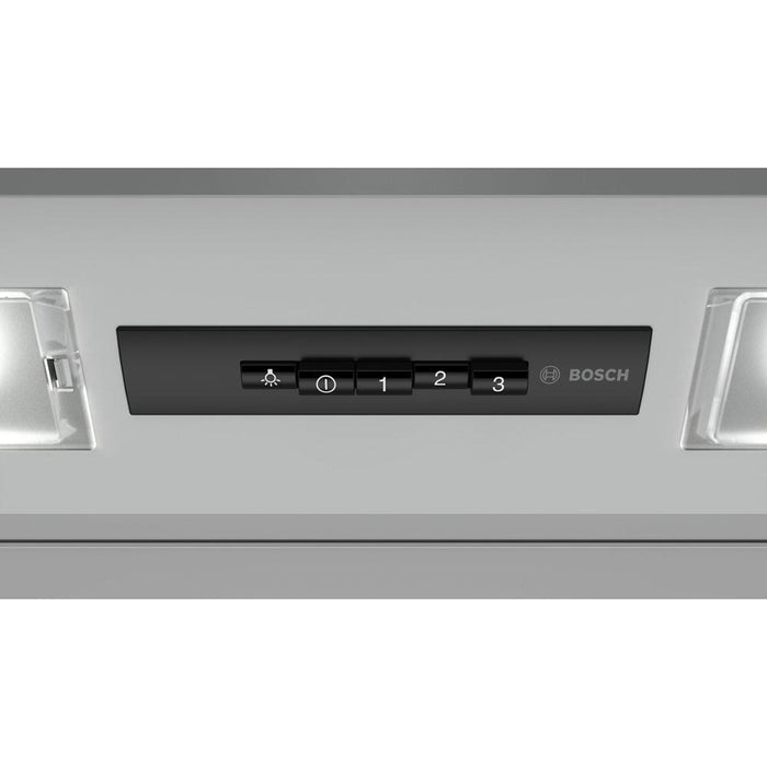 Bosch Serie 2 DEM66AC00B 60cm Integrated Hood - Silver Additional Image 1