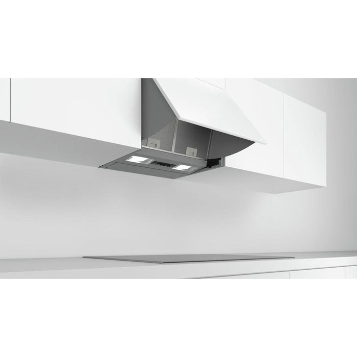 Bosch Serie 2 DEM66AC00B 60cm Integrated Hood - Silver Additional Image 2