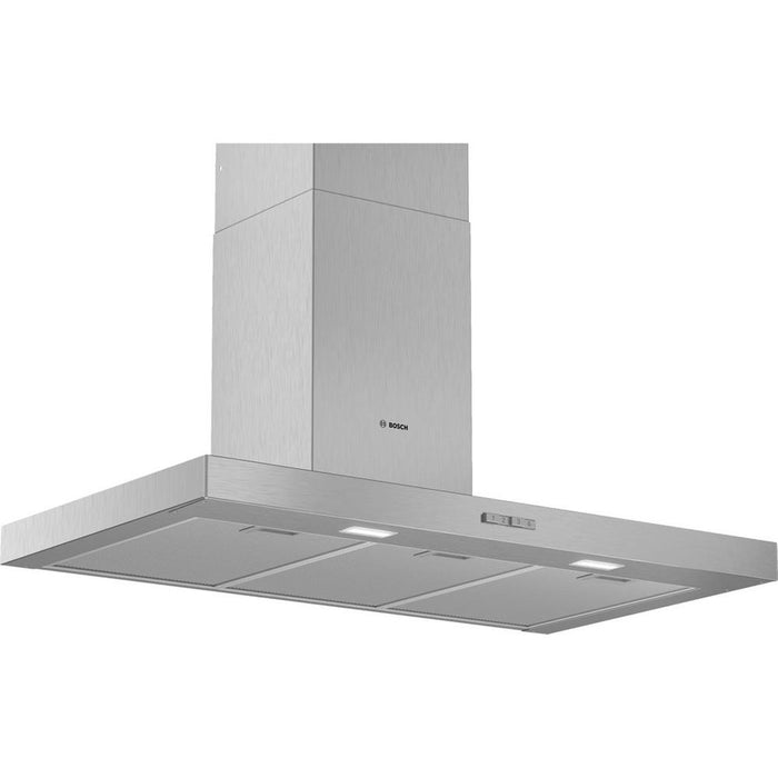 Bosch Serie 2 T-Shape Chimney Hood - Stainless Steel Additional Image 2