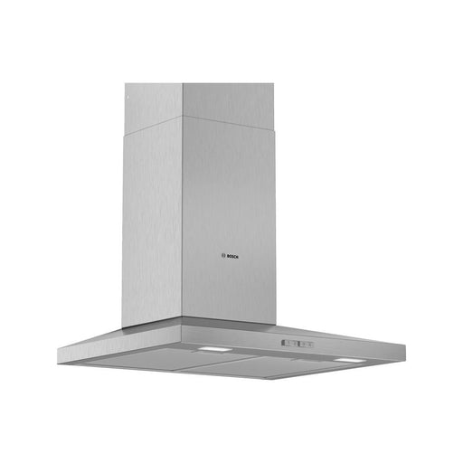 Bosch Serie 2 Slim Pyramid Chimney Hood - Brushed Steel