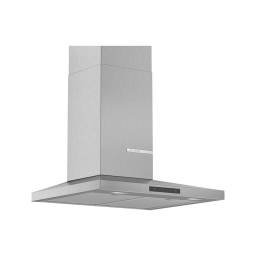 Bosch Serie 4 Slim Pyramid Chimney Hood - Brushed Steel