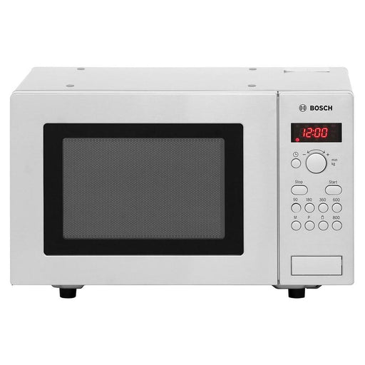 Bosch Serie 2 HMT75M451B Free Standing Microwave - Stainless Steel