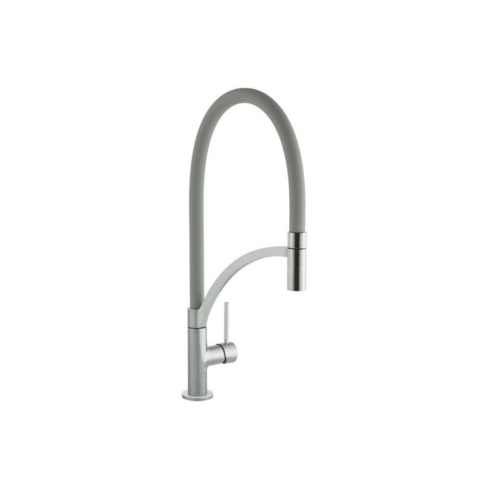 Kitchen Prima+ Coloured Single Lever Pull Out Mixer Tap-additional-image-1