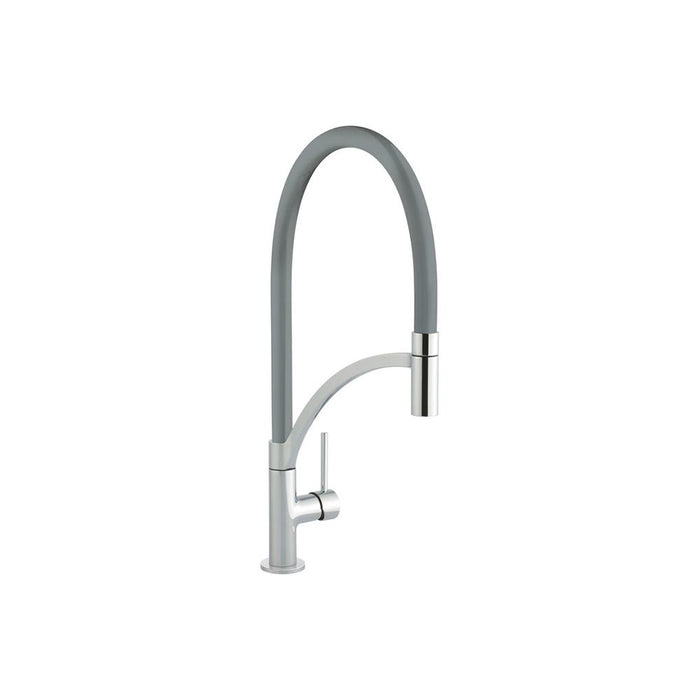 Kitchen Prima+ Coloured Single Lever Pull Out Mixer Tap-additional-image-2