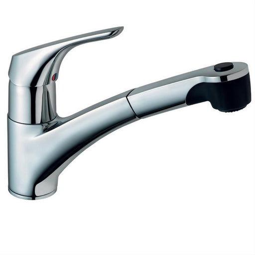 Ideal Standard Cerasprint single lever one taphole sink mixer with pull out spout - Unbeatable Bathrooms
