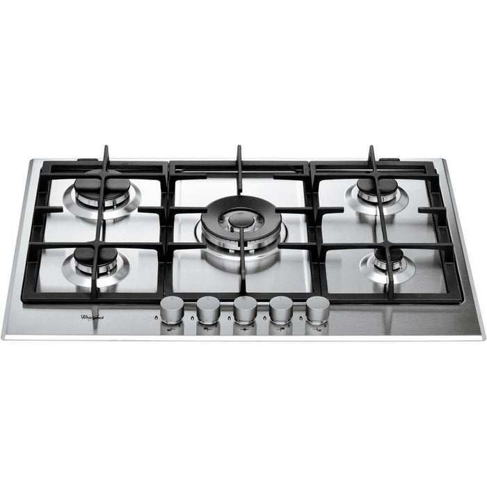 Whirlpool GMA 7522/IX 75cm Gas Hob - Stainless Steel Additional Image 2