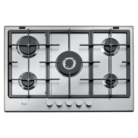 Whirlpool GMA 7522/IX 75cm Gas Hob - Stainless Steel