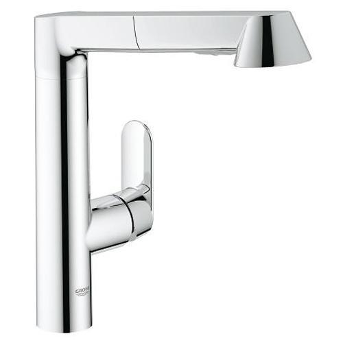 Grohe K7 1/2 Inch Single Lever Sink Mixer for Maximum Comfort in Your Kitchen - Unbeatable Bathrooms
