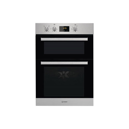 Indesit IDD 6340 IX B/I Double Electric Oven - Stainless  Steel