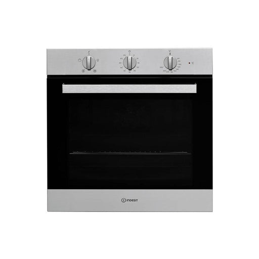 Indesit Aria IFW 6330 IX UK B/I Single Electric Oven - Stainless  Steel
