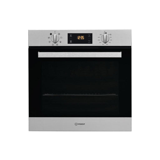 Indesit IFW 6340 IX UK B/I Single Electric Oven