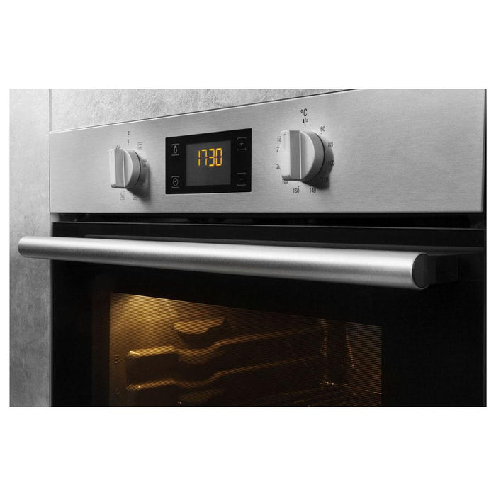 Hotpoint Built In Single Electric Oven - Stainless Steel-additional-image-4