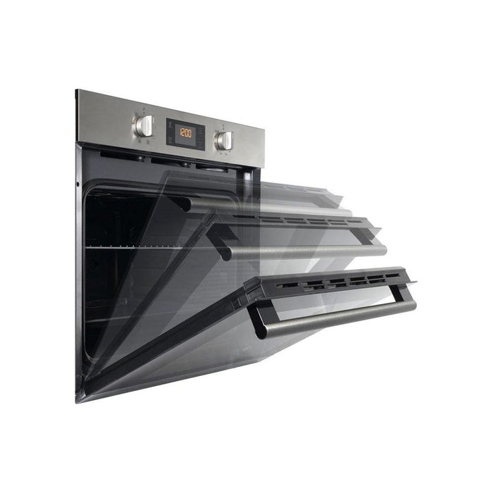 Hotpoint Built In Single Electric Oven - Stainless Steel-additional-image-5