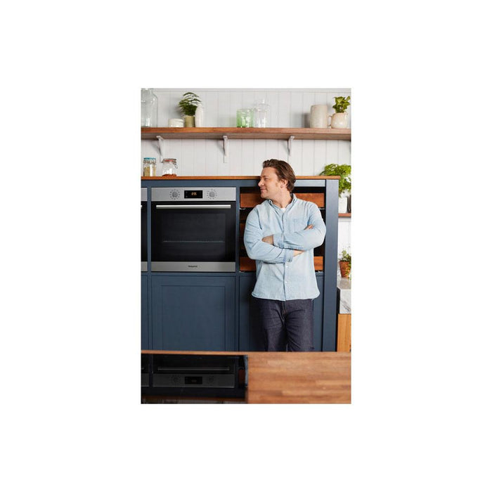 Hotpoint Built In Single Electric Oven - Stainless Steel-additional-image-6