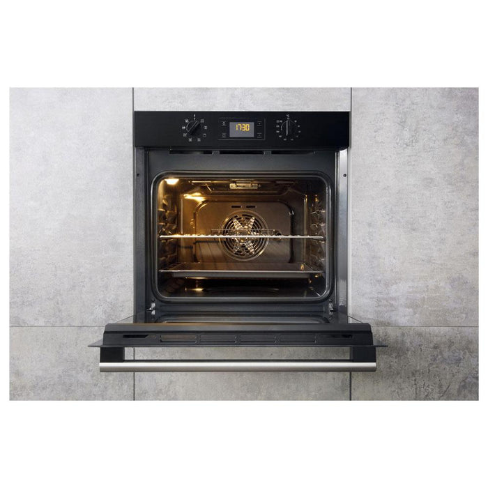 Hotpoint Built In Single Electric Oven - Stainless Steel-additional-image-12