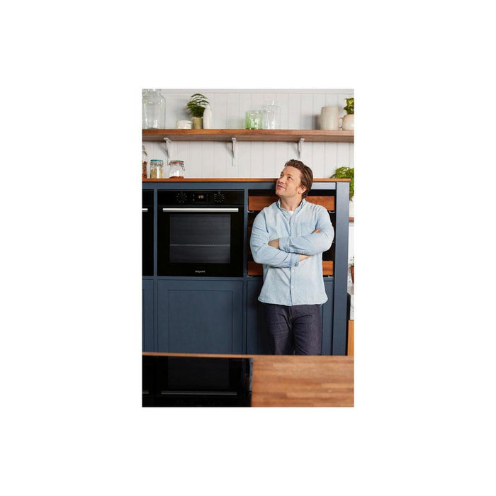 Hotpoint Built In Single Electric Oven - Stainless Steel-additional-image-15