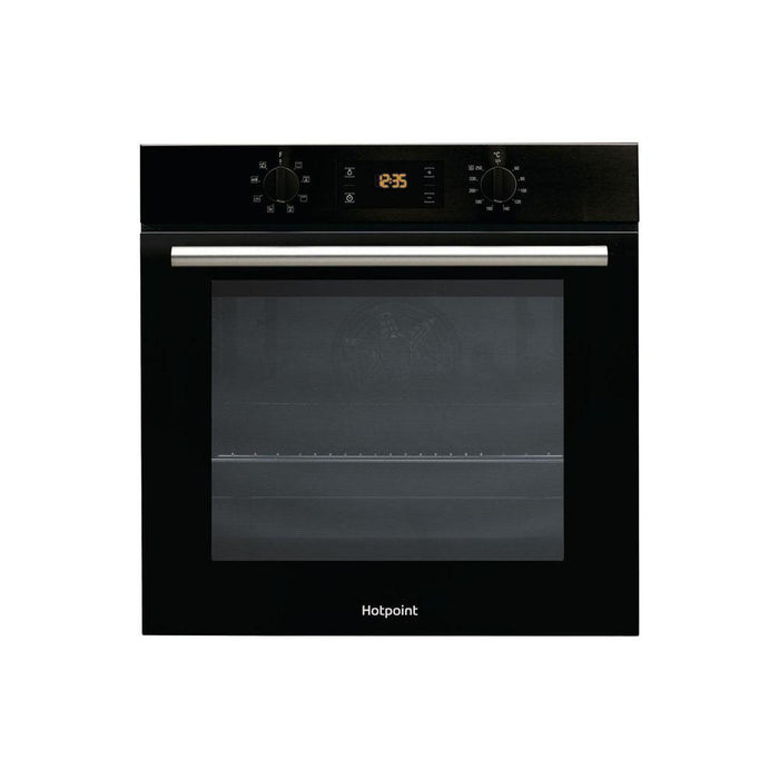 Hotpoint Built In Single Electric Oven - Stainless Steel-additional-image-9