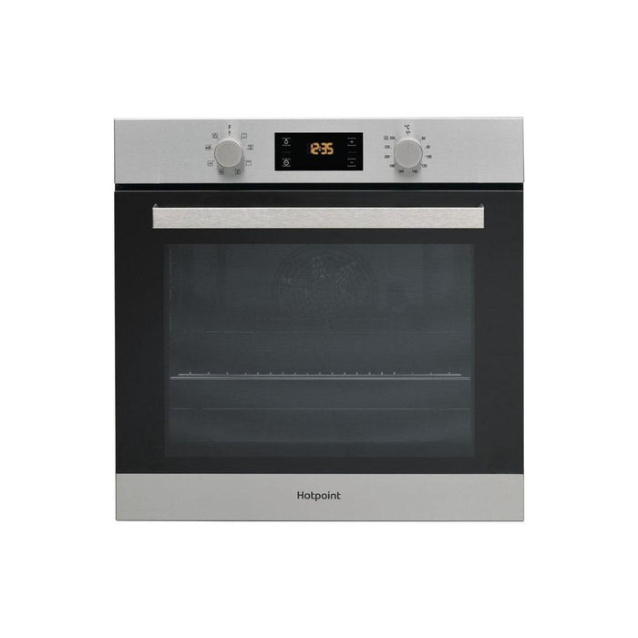 Hotpoint SA3 540 H IX Built In Single Electric Oven - Stainless Steel