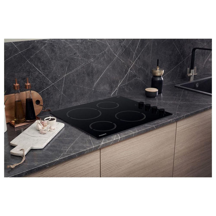 Hotpoint HR 619 CH 60cm Ceramic Hob - Black-additional-image-9
