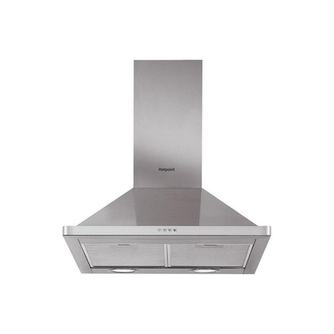 Hotpoint Chimney Hood - Stainless Steel