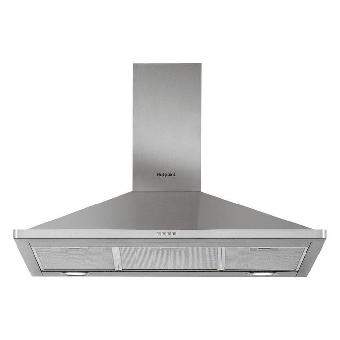 Hotpoint Chimney Hood - Stainless Steel-additional-image-2