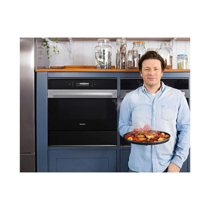 Hotpoint MP 996 IX H Built In Combi Microwave & Grill - Stainless Steel-additional-image-5
