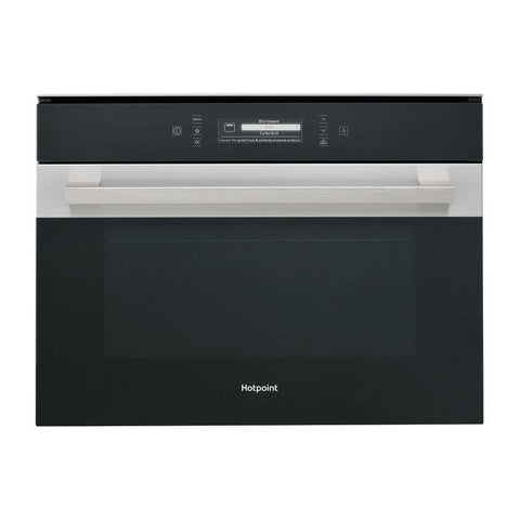 Hotpoint MP 996 IX H Built In Combi Microwave & Grill - Stainless Steel
