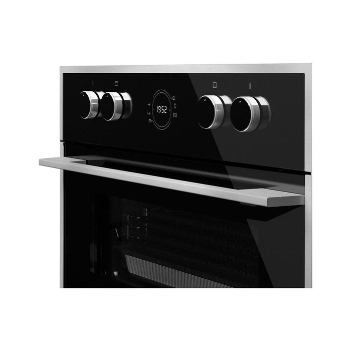 Teka HLD 890 Built In Double Electric Oven - Stainless Steel Additional Image 1