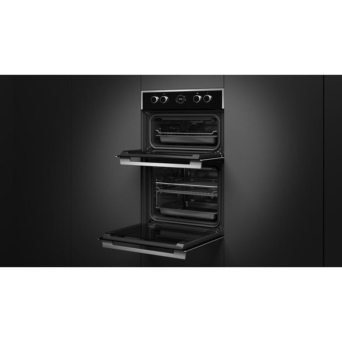 Teka HLD 890 Built In Double Electric Oven - Stainless Steel Additional Image 2