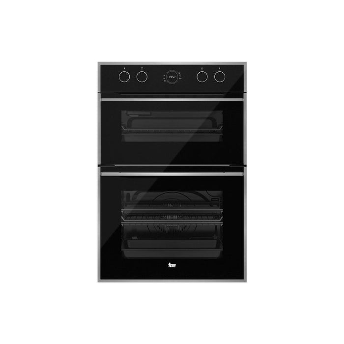 Teka HLD 890 Built In Double Electric Oven- Stainless Steel