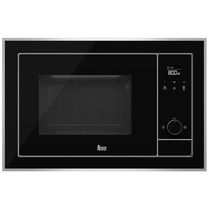 Teka ML Built In Microwave & Grill - Black & St/Steel