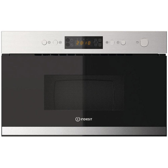 Indesit MWI3213IXUK B/I Microwave & Grill - Stainless  Steel