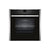 Neff N70 B57VR22N0B Built In Single Slide&Hide® Pyrolytic Oven with VarioSteam - Stainless Steel