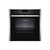 Neff N90 B57VS24H0B Built In Single Slide&Hide® Pyrolytic Oven with VarioSteam - Stainless Steel