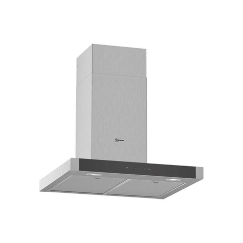 Neff N50 T-Shape Chimney Hood - Stainless Steel
