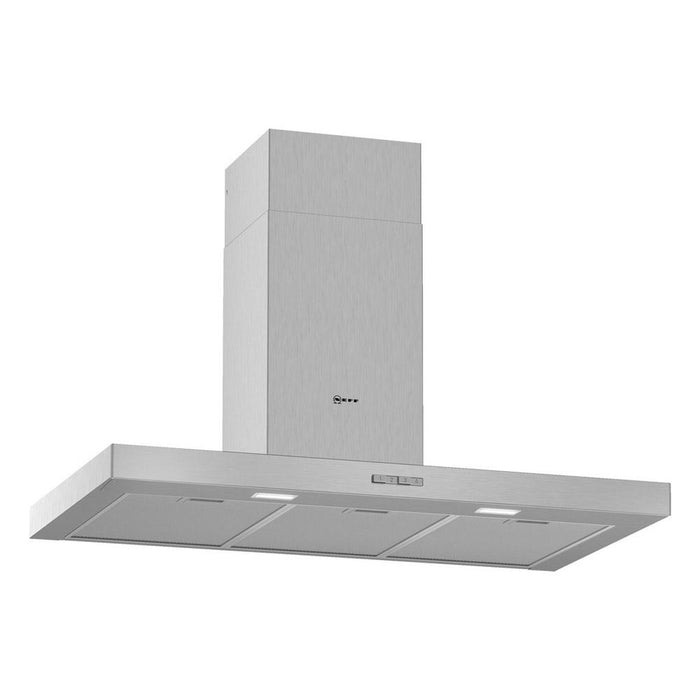 Neff N30 D62BBC0N0B 60cm Chimney Hood - Stainless Steel Additional Image 4